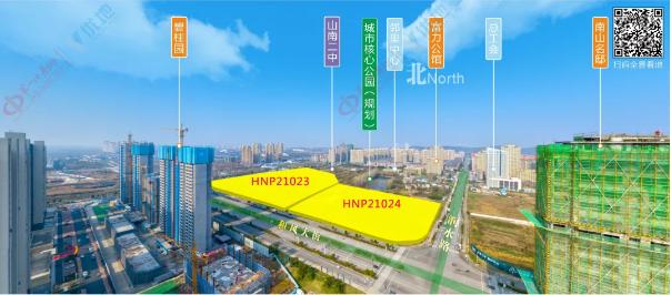 惊艳登场!淮南高新区和风大街北侧2宗优质地块将于9月29日拍卖出让